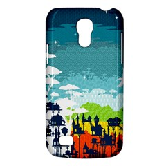 Rainforest City Samsung Galaxy S4 Mini (gt I9190) Hardshell Case