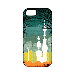A Discovery In The Forest Apple Iphone 5 Classic Hardshell Case (pc+silicone) by Contest1888822
