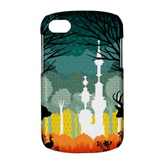 A Discovery in the Forest BlackBerry Q10 Hardshell Case by Contest1888822
