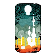 A Discovery In The Forest Samsung Galaxy S4 Classic Hardshell Case (pc+silicone) by Contest1888822
