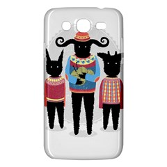 Nightmare Knitting Party Samsung Galaxy Mega 5 8 I9152 Hardshell Case  by Contest1888822