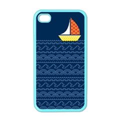 Sail The Seven Seas Apple Iphone 4 Case (color) by Contest1888822