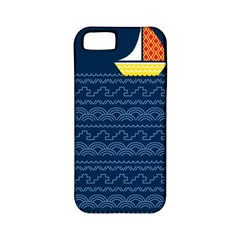 Sail The Seven Seas Apple Iphone 5 Classic Hardshell Case (pc+silicone) by Contest1888822