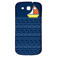 Sail The Seven Seas Samsung Galaxy S3 S Iii Classic Hardshell Back Case by Contest1888822