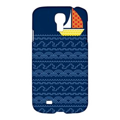 Sail the seven seas Samsung Galaxy S4 I9500/I9505 Hardshell Case by Contest1888822