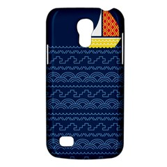 Sail The Seven Seas Samsung Galaxy S4 Mini (gt I9190) Hardshell Case