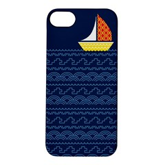 Sail the seven seas Apple iPhone 5S Hardshell Case by Contest1888822