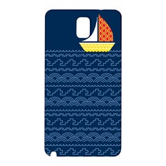 Sail The Seven Seas Samsung Galaxy Note 3 N9005 Hardshell Back Case by Contest1888822