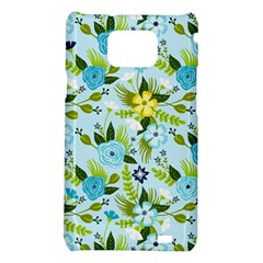 Flower Bucket Samsung Galaxy S II i9100 Hardshell Case  by Contest1888822