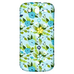 Flower Bucket Samsung Galaxy S3 S Iii Classic Hardshell Back Case by Contest1888822