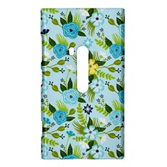Flower Bucket Nokia Lumia 920 Hardshell Case  by Contest1888822
