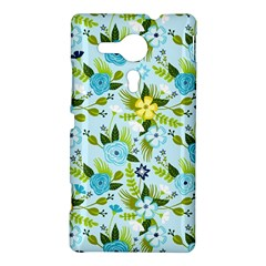Flower Bucket Sony Xperia SP M35H Hardshell Case by Contest1888822