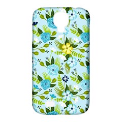 Flower Bucket Samsung Galaxy S4 Classic Hardshell Case (pc+silicone) by Contest1888822