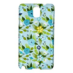 Flower Bucket Samsung Galaxy Note 3 N9005 Hardshell Case by Contest1888822