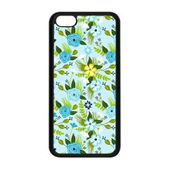 Flower Bucket Apple Iphone 5c Seamless Case (black) by Contest1888822