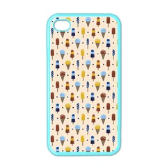 Ice Cream! Apple Iphone 4 Case (color) by Contest1888822