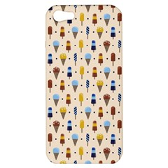 Ice Cream! Apple Iphone 5 Hardshell Case