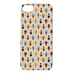 Ice Cream! Apple Iphone 5s Hardshell Case by Contest1888822