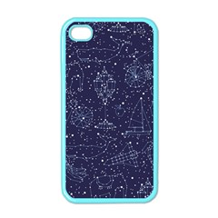 Constellations Apple Iphone 4 Case (color) by Contest1888822