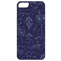 Constellations Apple Iphone 5 Classic Hardshell Case by Contest1888822