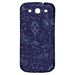 Constellations Samsung Galaxy S3 S Iii Classic Hardshell Back Case by Contest1888822