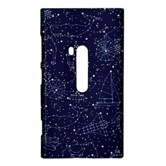 Constellations Nokia Lumia 920 Hardshell Case  by Contest1888822