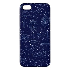 Constellations Apple Iphone 5 Premium Hardshell Case by Contest1888822