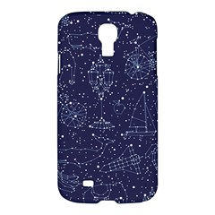 Constellations Samsung Galaxy S4 I9500/i9505 Hardshell Case by Contest1888822