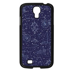 Constellations Samsung Galaxy S4 I9500/ I9505 Case (Black) by Contest1888822