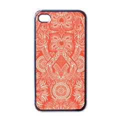Magic Carpet Apple Iphone 4 Case (black) by Contest1888822