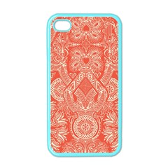 Magic Carpet Apple Iphone 4 Case (color) by Contest1888822