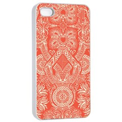 Magic Carpet Apple Iphone 4/4s Seamless Case (white) by Contest1888822