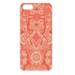 Magic Carpet Apple Iphone 5 Seamless Case (white) by Contest1888822