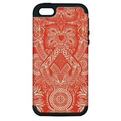 Magic Carpet Apple Iphone 5 Hardshell Case (pc+silicone) by Contest1888822