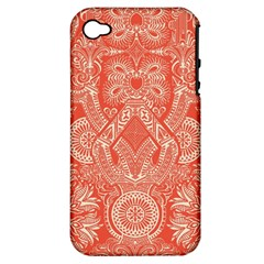 Magic Carpet Apple Iphone 4/4s Hardshell Case (pc+silicone) by Contest1888822