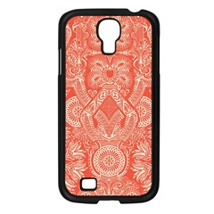 Magic Carpet Samsung Galaxy S4 I9500/ I9505 Case (black) by Contest1888822