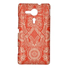 Magic Carpet Sony Xperia SP M35H Hardshell Case by Contest1888822