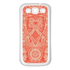 Magic Carpet Samsung Galaxy S3 Back Case (white) by Contest1888822
