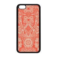 Magic Carpet Apple Iphone 5c Seamless Case (black) by Contest1888822