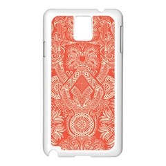 Magic Carpet Samsung Galaxy Note 3 N9005 Case (white) by Contest1888822