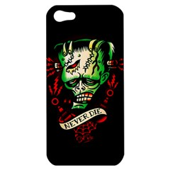 Never Die Apple Iphone 5 Hardshell Case by TheTalkingDead