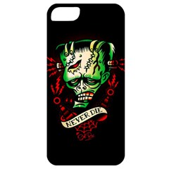Never Die Apple Iphone 5 Classic Hardshell Case by TheTalkingDead
