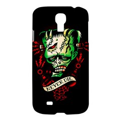 Never Die Samsung Galaxy S4 I9500/i9505 Hardshell Case by TheTalkingDead
