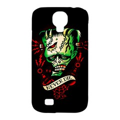 Never Die Samsung Galaxy S4 Classic Hardshell Case (pc+silicone) by TheTalkingDead