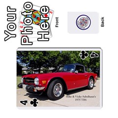 Triumph Cards By Terry Donn Hathcock   Playing Cards 54 Designs   Pai034gj115k   Www Artscow Com Front - Club4