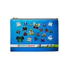 Meeple Source   M By Rainer Ahlfors   Cosmetic Bag (medium)   4fy18m9omuxb   Www Artscow Com Front