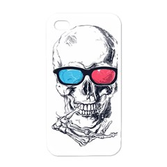 3Death Apple iPhone 4 Case (White) by Contest1889625