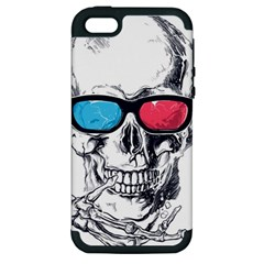 3death Apple Iphone 5 Hardshell Case (pc+silicone)
