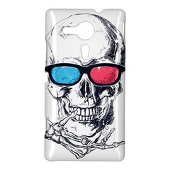 3Death Sony Xperia SP M35H Hardshell Case by Contest1889625