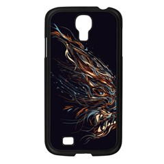 A Beautiful Beast Samsung Galaxy S4 I9500/ I9505 Case (black) by Contest1889625